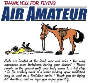 Thank you for Flying Air Amateur