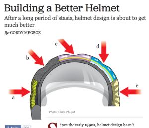 Buidling a better brain bucket