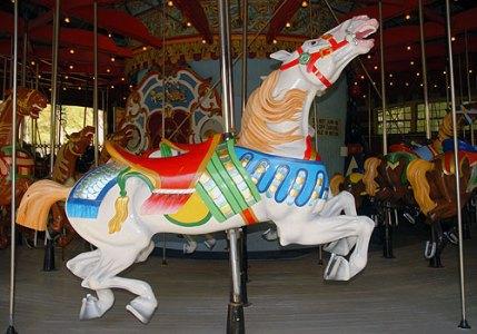 NYC Carousel
