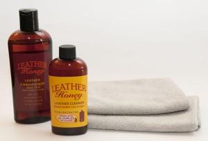 leather honey