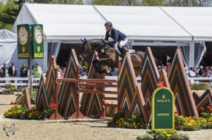 Michael Jung and FisherRocana win Rolex