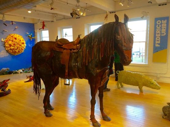 Saddle Horse 2