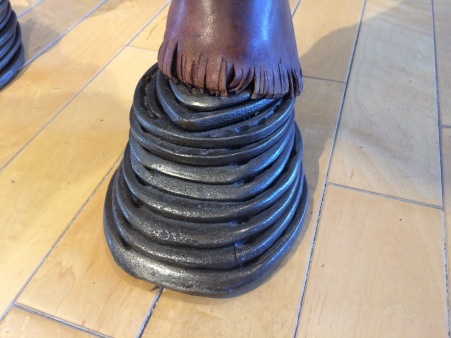 Saddle Horse Hooves