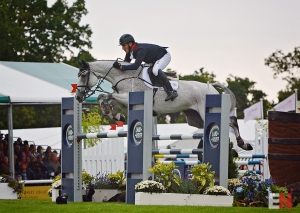 Oliver Townend and Ballaghmor Class win Burghley.