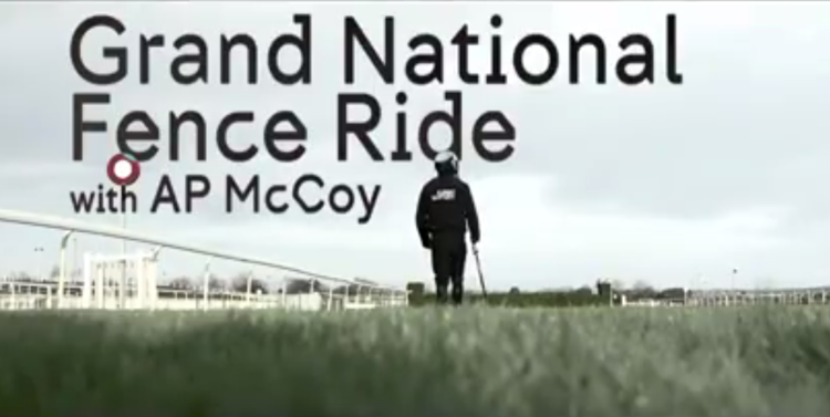 Grand National Fence Ride