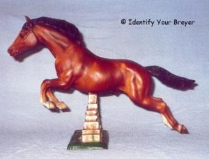 Breyer Jumping Horse