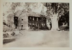 Hartwell Tavern 1904