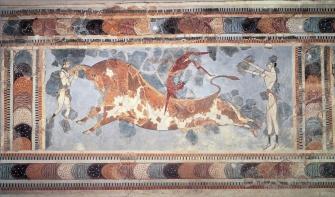 Knossos_Bull-Leaping_Fresco