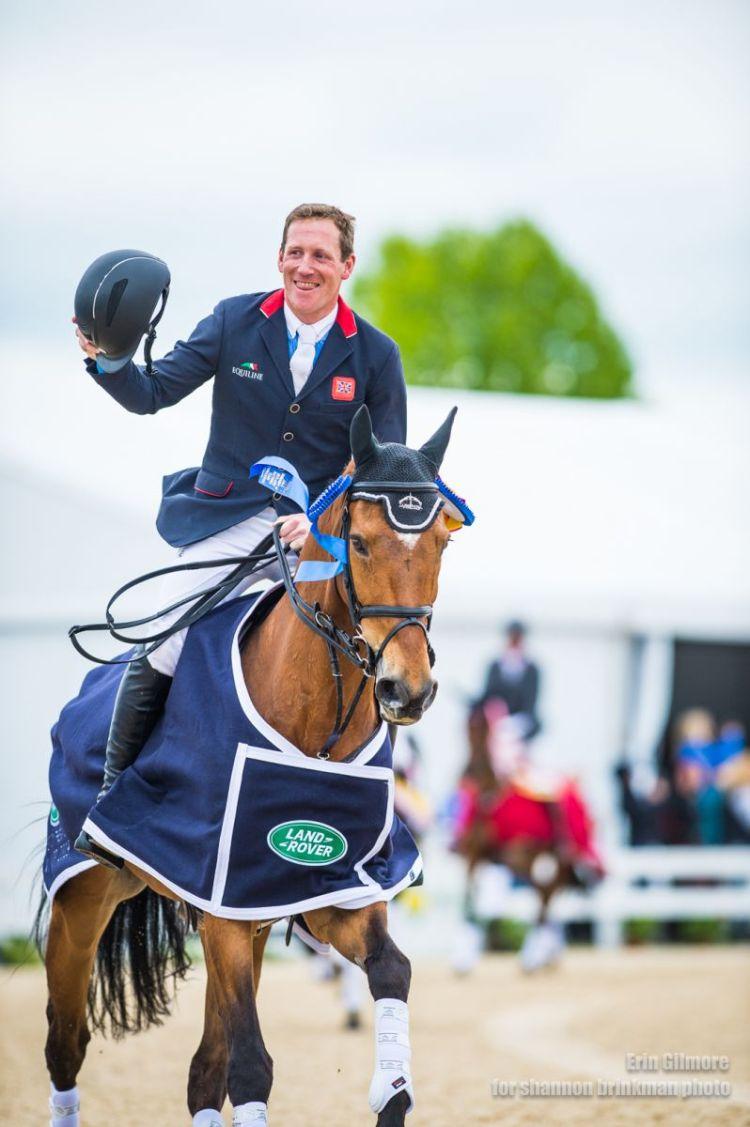 Oliver Townend Wins Rolex
