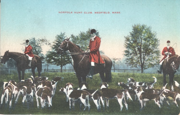 Norfolk Hunt club