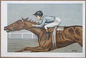 Jockey Ted Sloan
