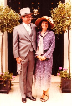 Dressed for Ascot