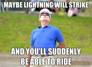 George Morris Meme