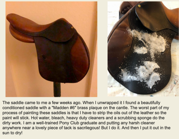 Original saddle